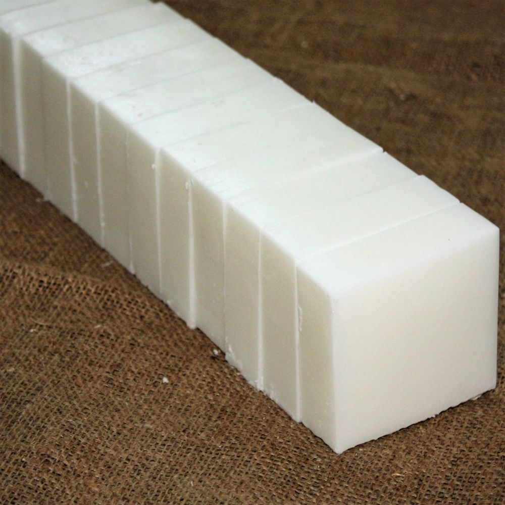 Coconut (Coconut Oil) Soap Loaf