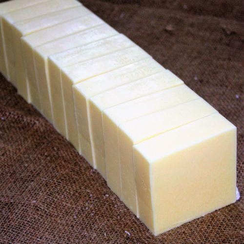 Lemongrass Shea Butter Soap Loaf