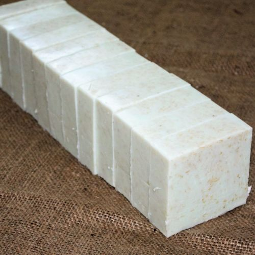 Lime Shea Butter Soap Loaf