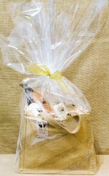 Hessian Bag Gift Set
