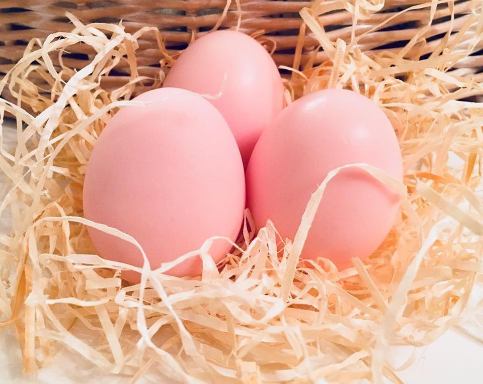 Goats Milk Soap Egg 45g