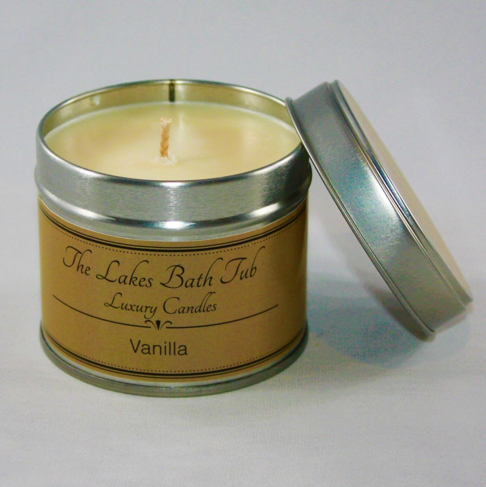 <!--001-->Candle Tins