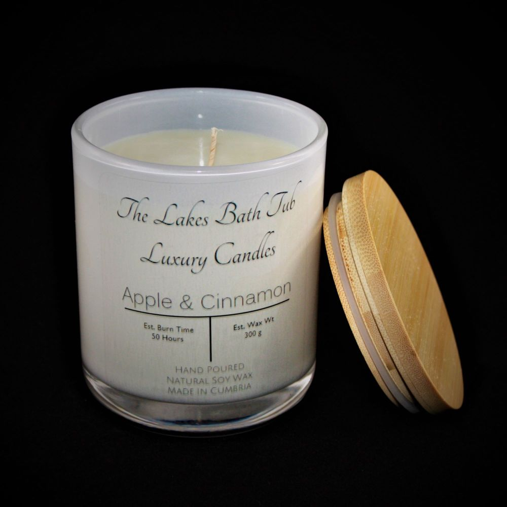 Apple & Cinnamon Cambridge Candle