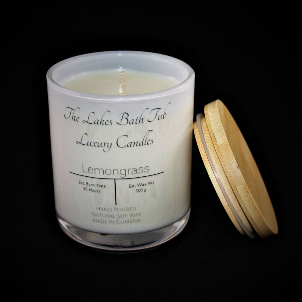 Lemongrass Cambridge Candle