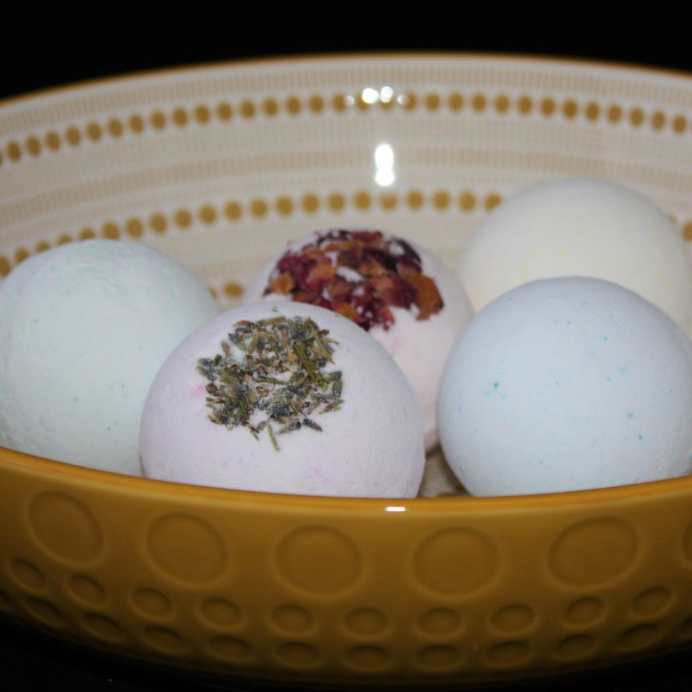 <!--002-->Bath Bombs