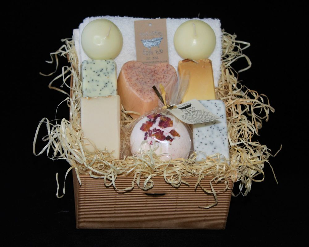 Medium Gift Set (Goats Milk)