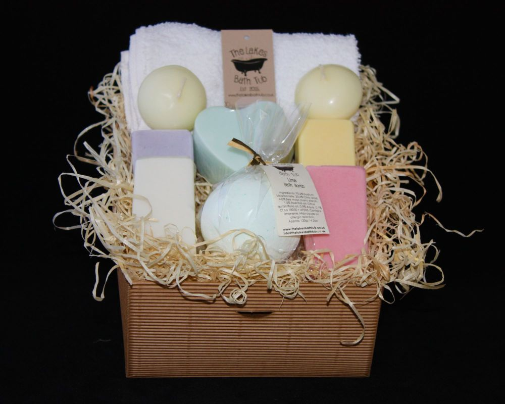 Medium Gift Set (Moisturising)