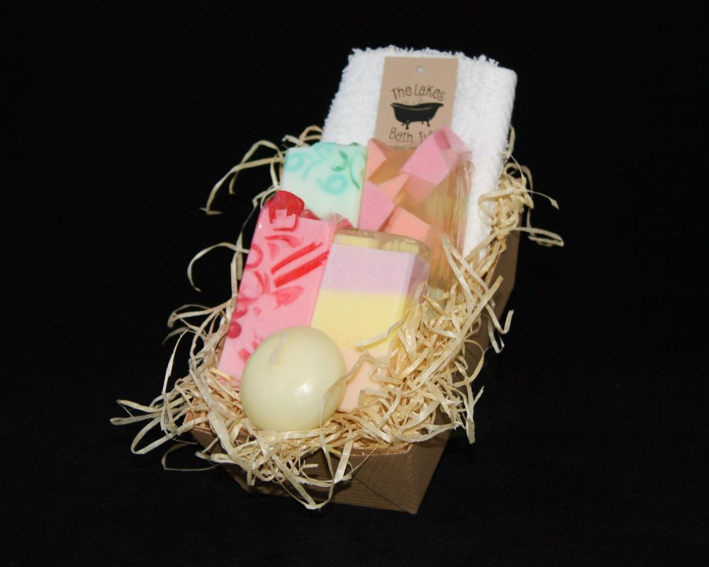Mini Gift Set (Funky Soap)
