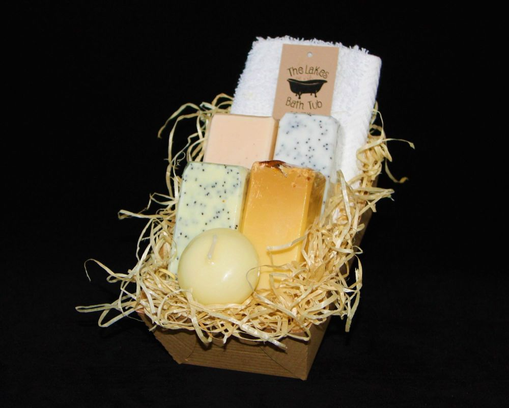 Mini Gift Set (Goats Milk)