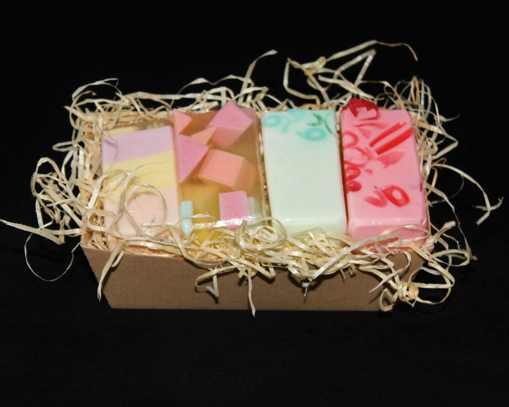 Soap Set (Funky Bars)
