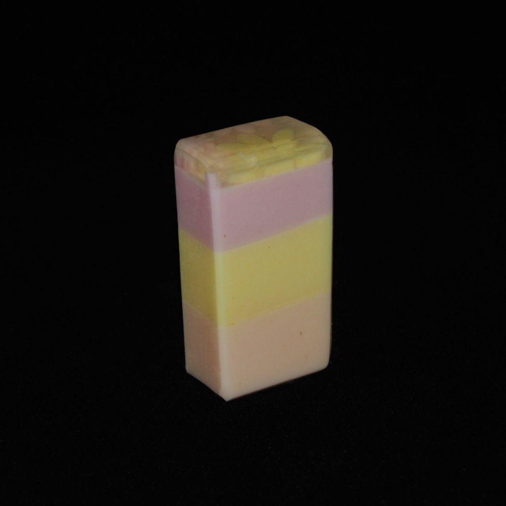 Flower Soap Bar (Rose)