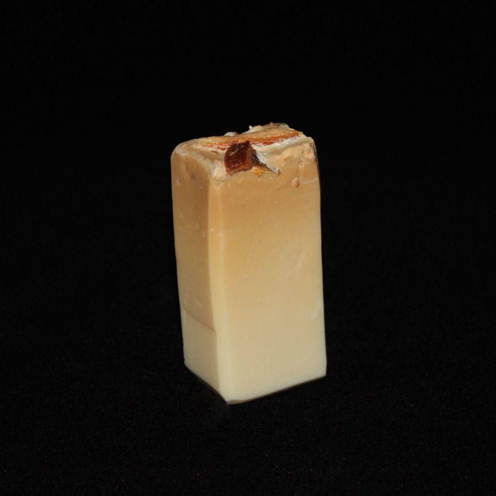 Orange Peel Soap Bar (Orange)