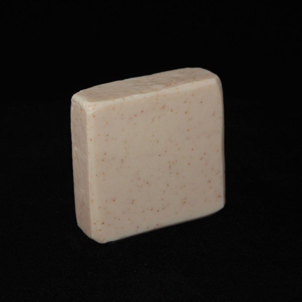 Crushed Almond Shell Soap Bar (Almond & Pistachio)