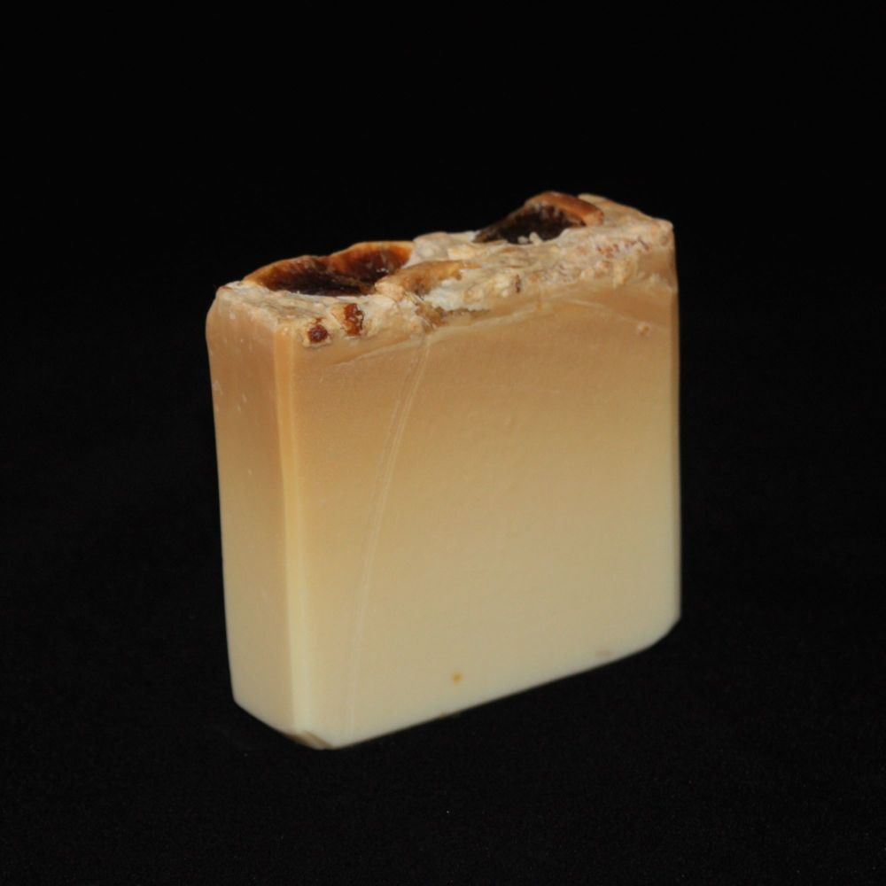 Orange Peel Soap Bar (Orange)