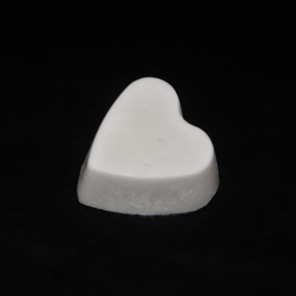Lavender (Shea Butter) Soap Heart