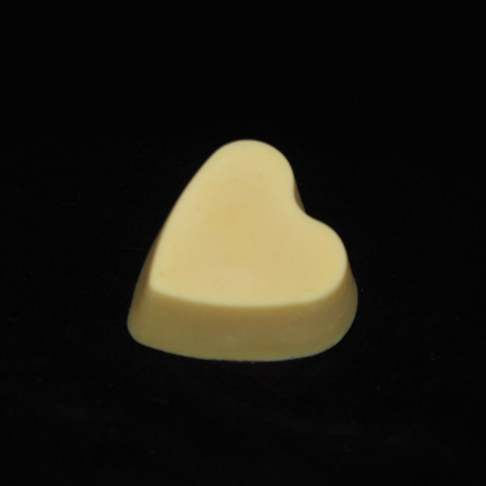 Lemongrass (Shea Butter) Soap Heart