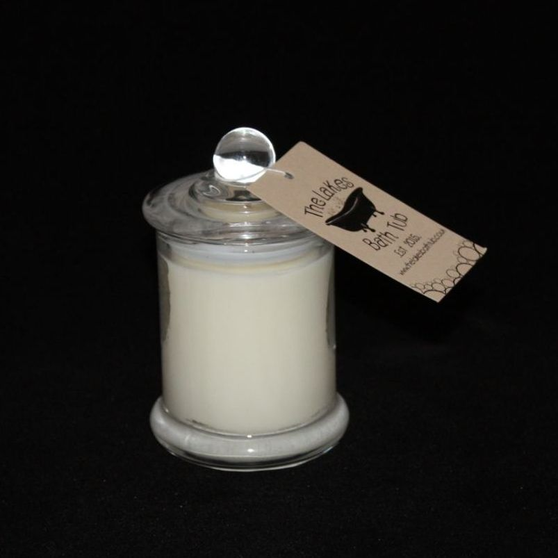 Lavender Mini Danube Candle