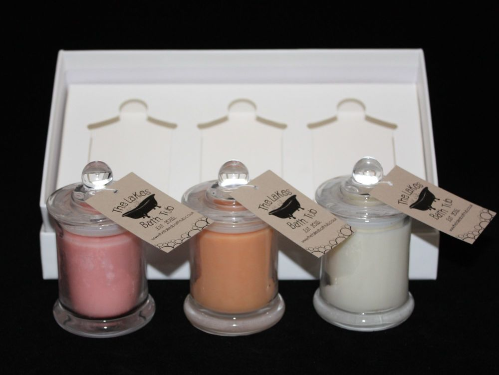 <!--033-->Mini Danube Trio Gift Set