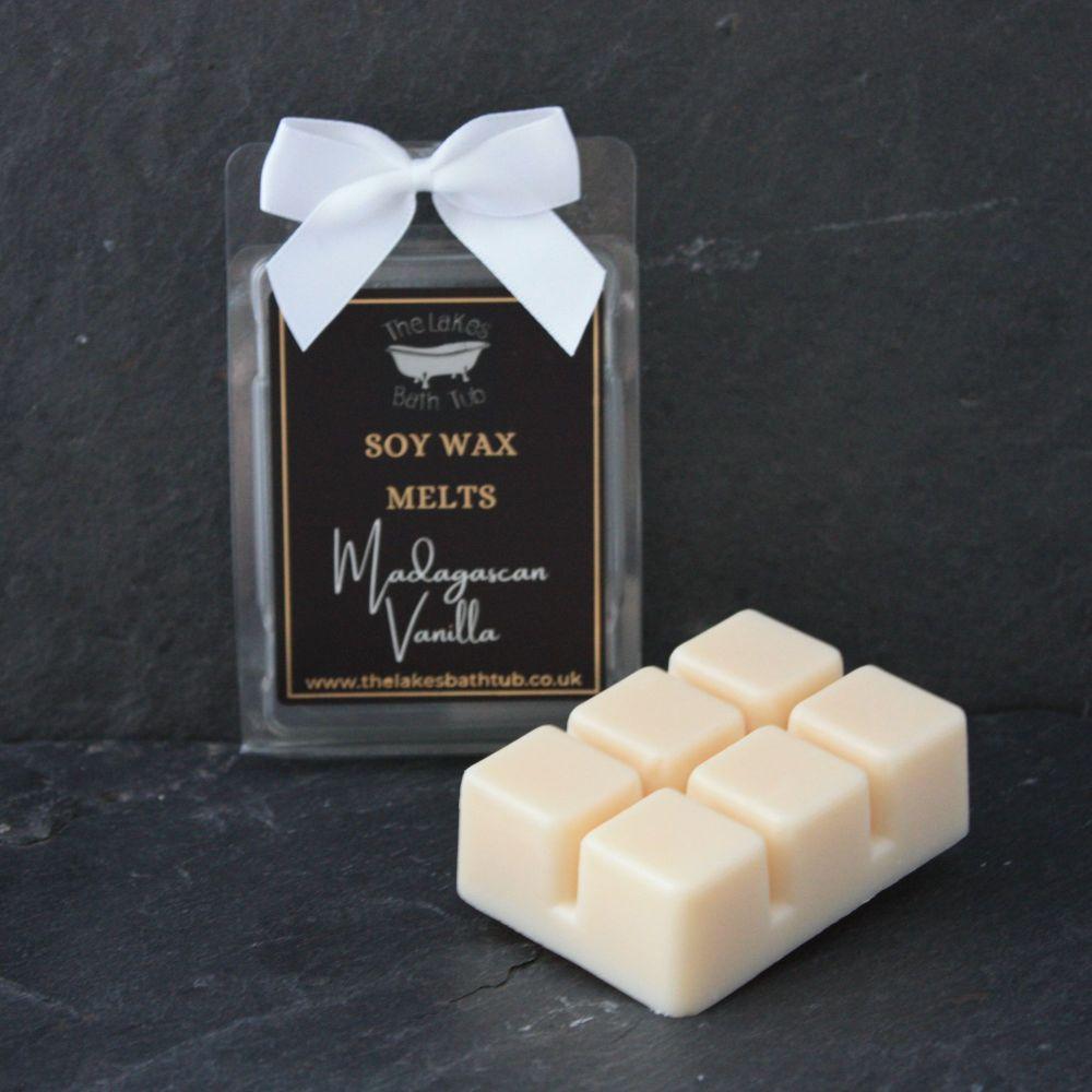 Madagascan Vanilla Soy Wax Melts