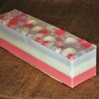 <!--007-->Funky Bars 1.8kg Soap Loafs
