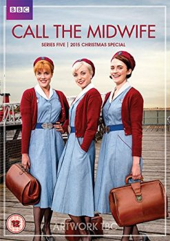 Call The Midwife - Season 5 & Christmas Special 2015 - DVD