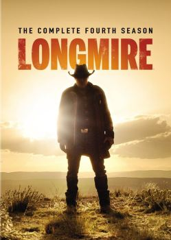 Longmire - Season 4 - DVD