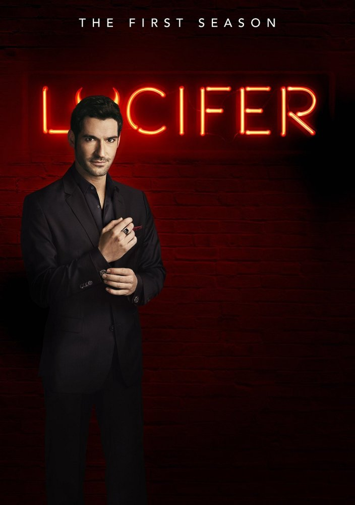 Lucifer - Season 1 - DVD Region 2 (Europe)