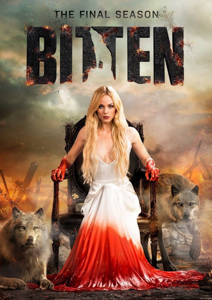 Bitten - The Final season - DVD