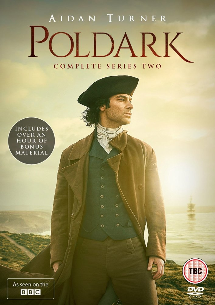 Poldark - Season 2 - DVD Region 2 (Europe)