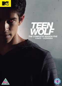 Teen Wolf - Complete Season 5 - DVD