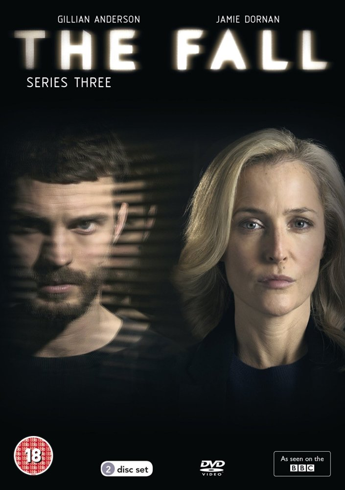 The Fall - Season 3 - DVD Region 2 (Europe)