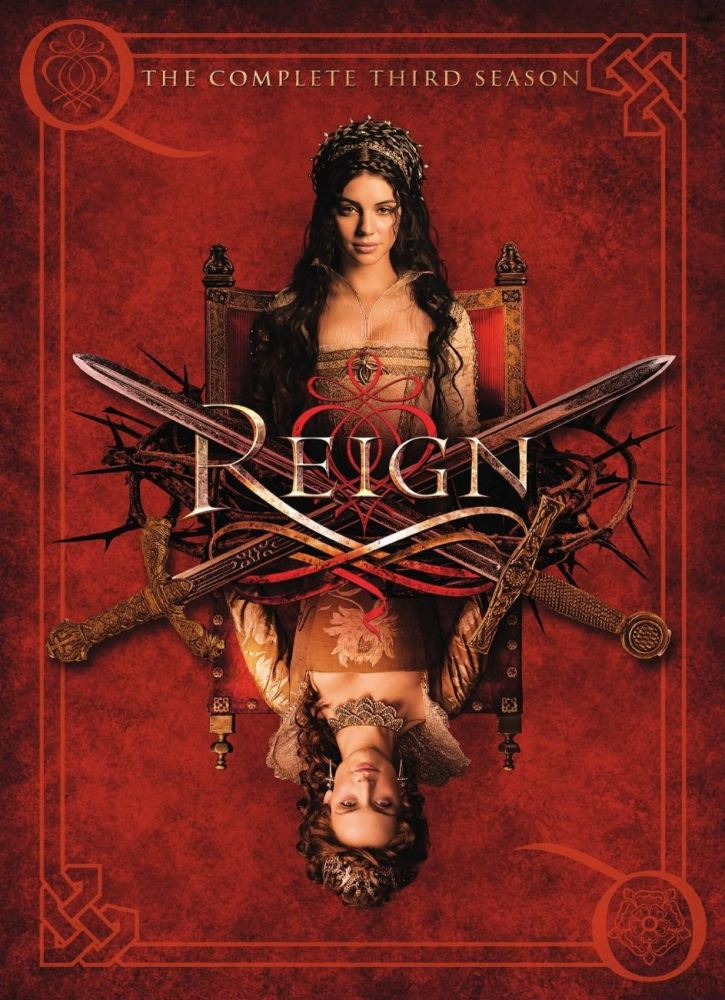 Reign - Season 3 - DVD