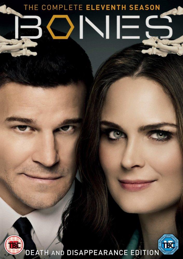 Bones - Season 11 - DVD