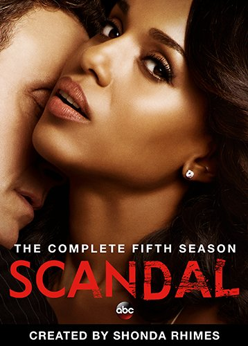 Scandal - Season 5 - DVD