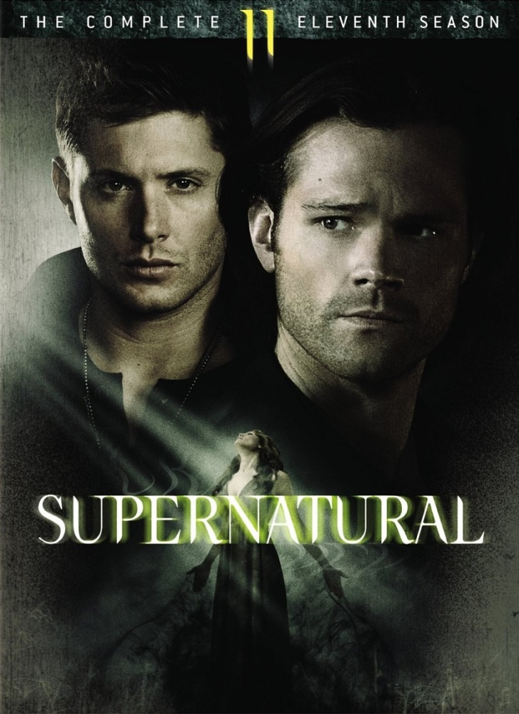 Supernatural  - Season 11 - DVD
