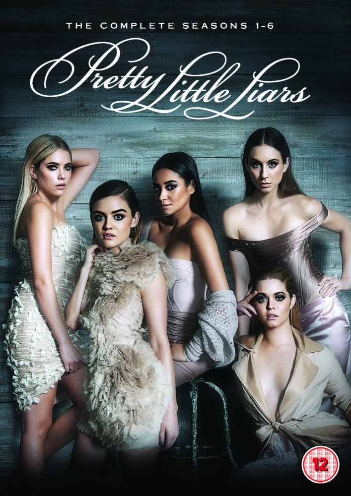 Pretty Little Liars - Season 1 to 6 - DVD-Box