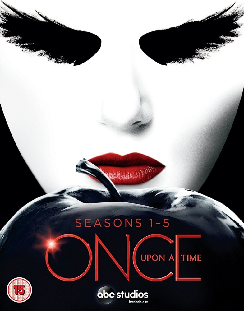 Once Upon A Time - Season 1 to 5 - DVD-Box-Set