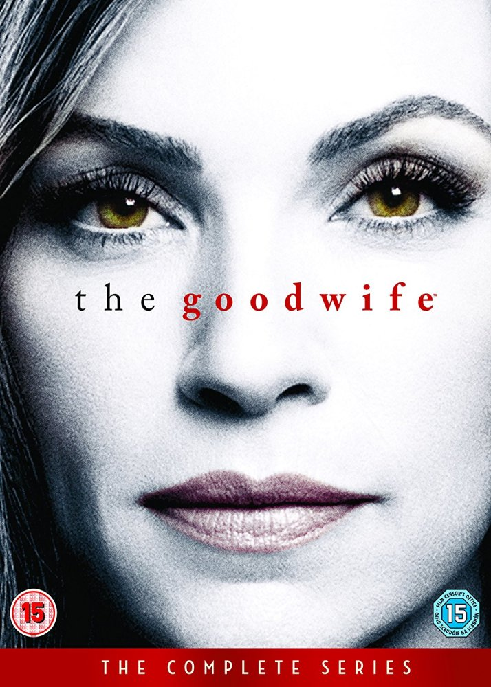 The Good Wife - The Complete Series - Season 1 to 7 - DVD-Box-Set