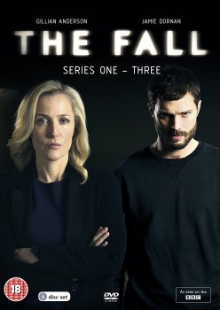 The Fall - Season 1 to 3 - DVD-Box-Set