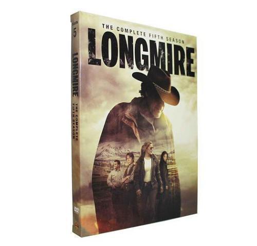 Longmire - Season 5 - DVD
