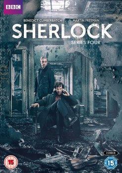 Sherlock - Season 4 - DVD