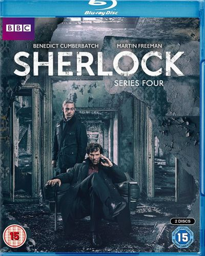 Sherlock - Season 4 - Blu-Ray