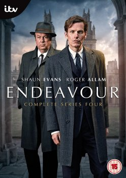 Endeavour - Season 4 - DVD