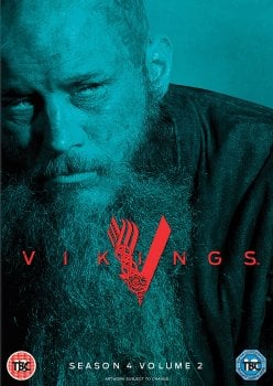 Vikings - Season 4 - Part 2 / DVD