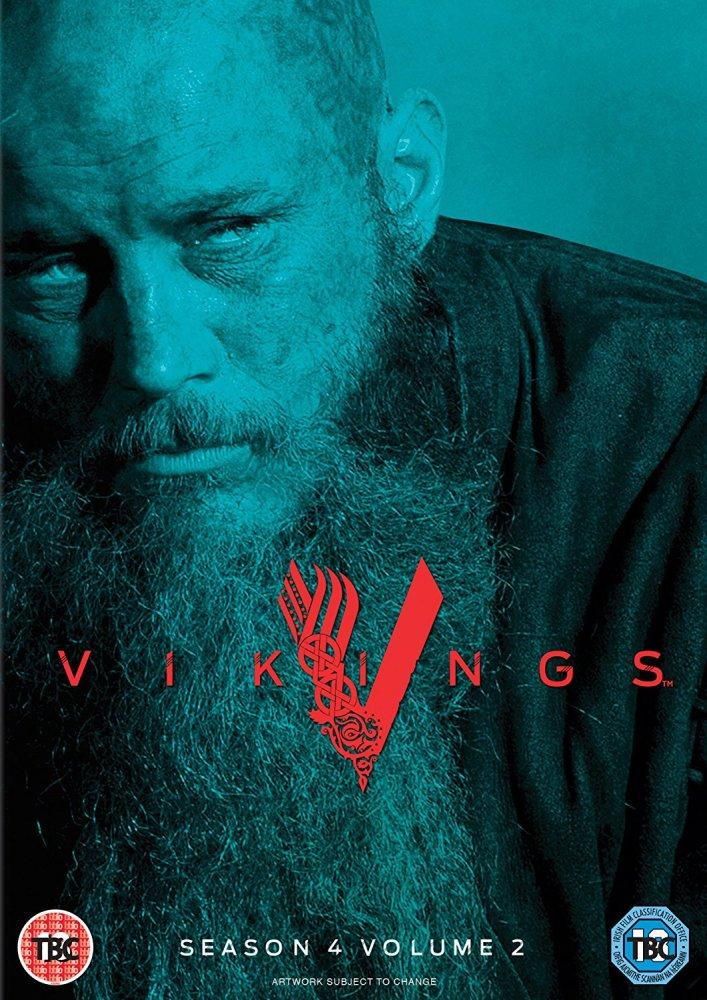 Vikings - Season 4 - Part 2 / DVD