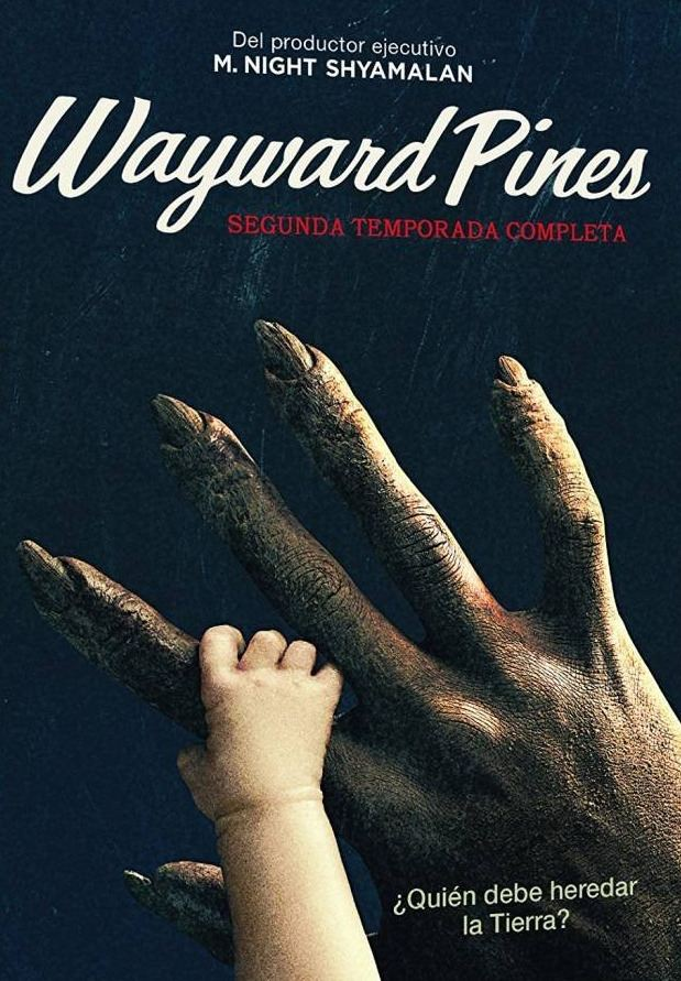 Wayward Pines - Season 2 - DVD