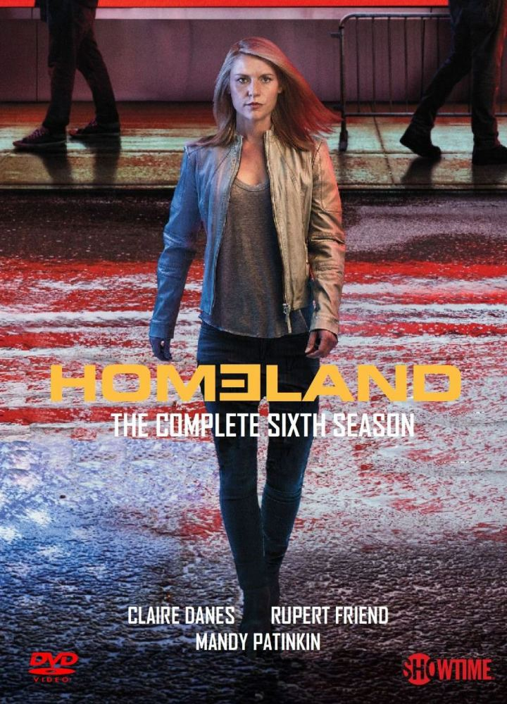 Homeland - Season 6 - DVD