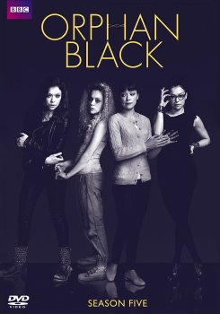 Orphan Black - Season 5 - DVD