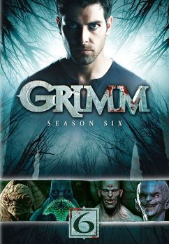 Grimm - Season 6 - DVD