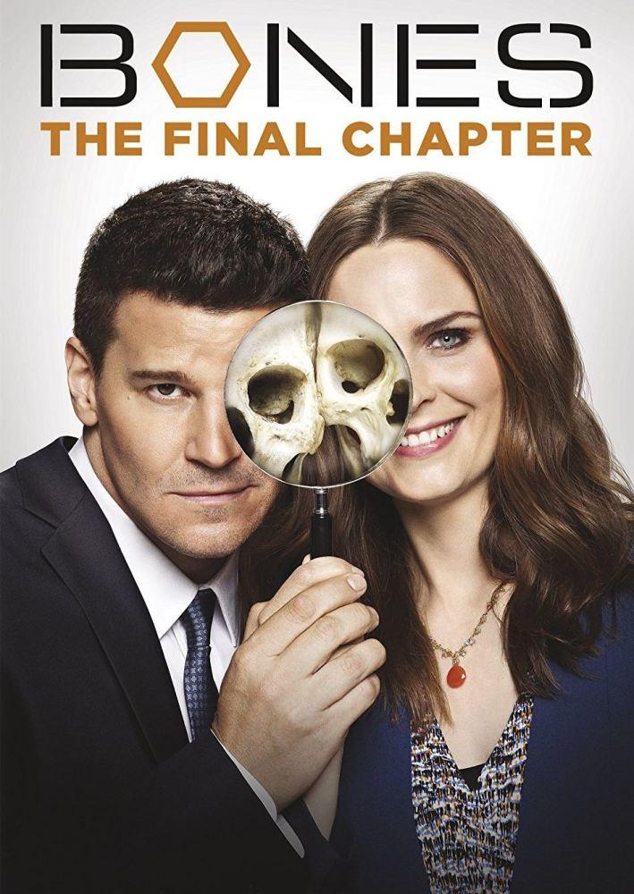 Bones - Season 12 - Final Season - DVD